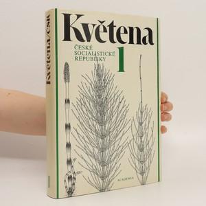 náhled knihy - Květena České socialistické republiky 1
