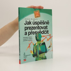 náhled knihy - Jak úspěšně prezentovat a přesvědčit