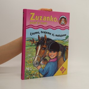 náhled knihy - Zuzanko, pojď si hrát!