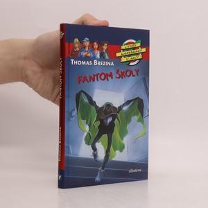 náhled knihy - Fantom školy