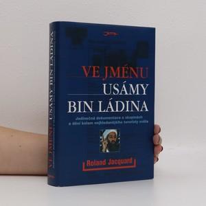 náhled knihy - Ve jménu Usámy bin Ládina