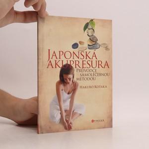 náhled knihy - Japonská akupresura