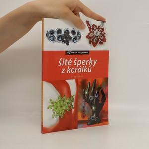 náhled knihy - Šité šperky z korálků