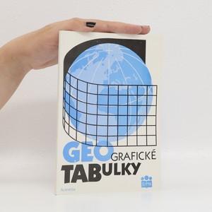 náhled knihy - Geografické tabulky