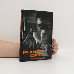 náhled knihy - Planeta opic