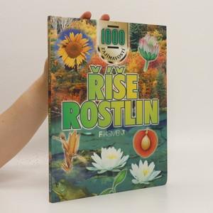 náhled knihy - Říše rostlin
