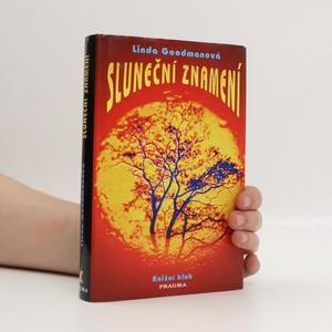 náhled knihy - Sluneční znamení
