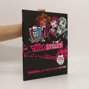 náhled knihy - Monster High: Třída roku