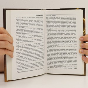 antikvární kniha Tichý pan Genardy, 1994