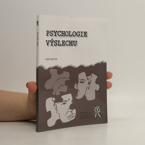 náhled knihy - Psychologie výslechu