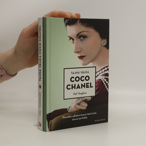 náhled knihy - Tajná válka Coco Chanel