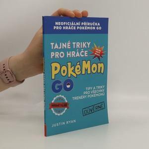 náhled knihy - Tajné triky pro hráče Pokémon GO