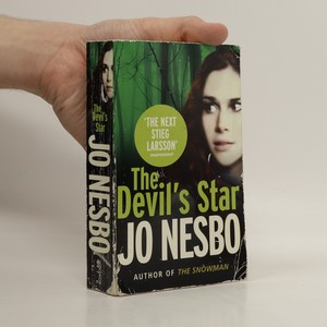 náhled knihy - The Devil´s Star