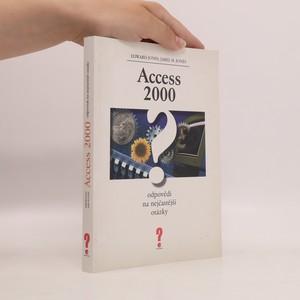 náhled knihy - Access 2000. Odpovědi na nejčastější otázky