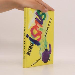 náhled knihy - Bubuismus - nic pro blbce