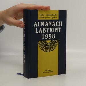 náhled knihy - Almanach Labyrint 1998. Ročenka revue Labyrint