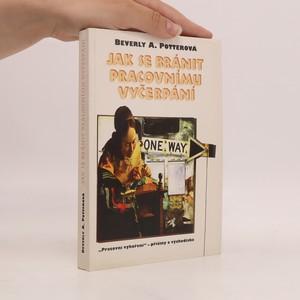 náhled knihy - Jak se bránit pracovnímu vyčerpání