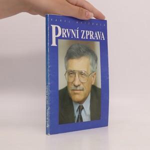 náhled knihy - První zpráva. Rozhovor s Václavem Klausem