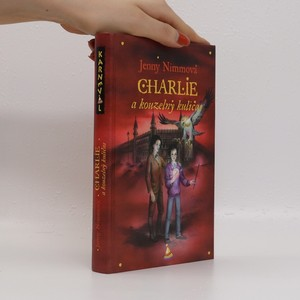 náhled knihy - Charlie a kouzelný kuličas