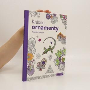 náhled knihy - Krásné ornamenty - Relaxační omalování