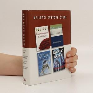 náhled knihy - Nejlepší světové čtení. Psychoanalytik. Padlý anděl. Kavky. Město kostí