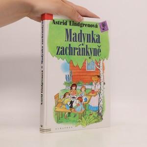 náhled knihy - Madynka zachránkyně