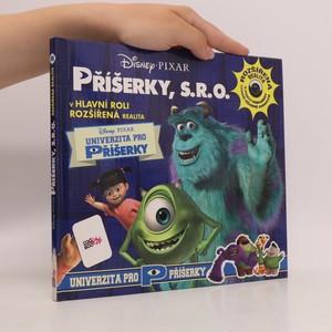 náhled knihy - Příšerky, s.r.o. : univerzita pro příšerky