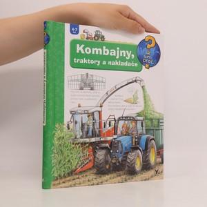 náhled knihy - Kombajny, traktory a nakladače