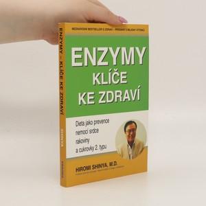 náhled knihy - Enzymy - klíče ke zdraví