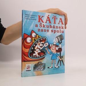 náhled knihy - Káťa a škubánek zase spolu