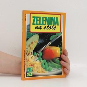 náhled knihy - Zelenina na stole