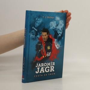 náhled knihy - Jaromír Jágr : cesta za snem