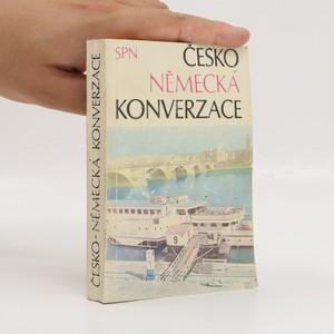 náhled knihy - Česko-německá konverzace
