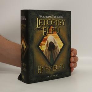 náhled knihy - Letopisy elfů. Hněv elfů