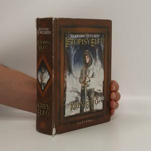 náhled knihy - Krev elfů. Letopisy elfů