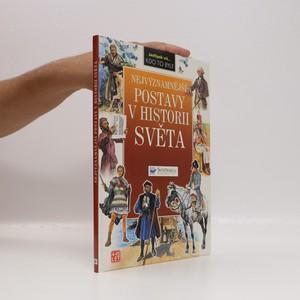náhled knihy - Nejvýznamnější postavy v historii světa