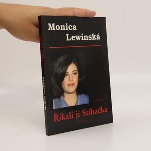 náhled knihy - Monika Lewinská v příběhu Říkali ji Stíhačka