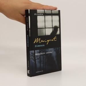 náhled knihy - Stínohra. Maigretův nezdar