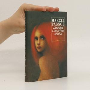 náhled knihy - Dívenka s tmavýma očima