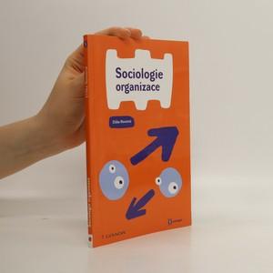 náhled knihy - Sociologie organizace