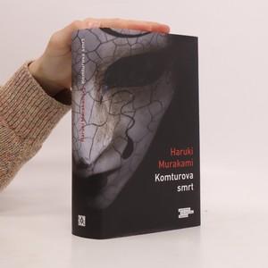 náhled knihy - Komturova smrt