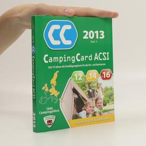 náhled knihy - Camping Card ACSI