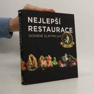 náhled knihy - Nejlepší restaurace oceněné zlatými lvy