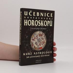 náhled knihy - Učebnice sestavování horoskopů - kurz astrologie