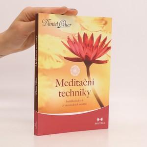 náhled knihy - Meditační techniky buddhistických a taoistických mistrů