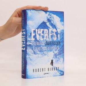 náhled knihy - Everest. Legendární Scott Fischer a jeho život ve výškách
