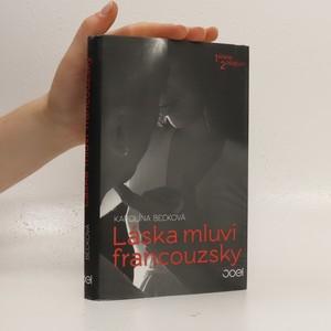 náhled knihy - Láska mluví francouzsky