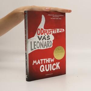 náhled knihy - Odpusťte mi, váš Leonard