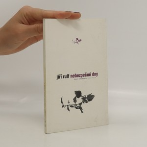 náhled knihy - Nebezpečné dny : Konverzační sešit z let 1992-1995