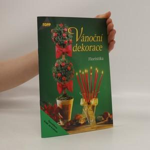náhled knihy - Vánoční dekorace